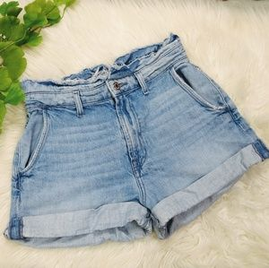 7 For All Mankind high-waisted shorts sz. 27